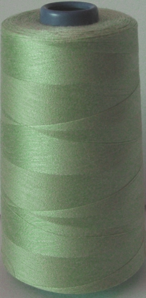 Sewing Machine & Overlocker Thread - Pale Green